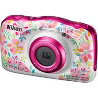 Nikon COOLPIX W150 Kamera wasserdicht, stoßfest, Bluetooth, Flowers