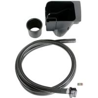 JURA 24047 Kaffeesatzabwurf-/ Restwasserablauf-Set X-Linie