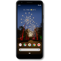 Google Pixel 3a just black 64 GB Android 9.0 Smartphone