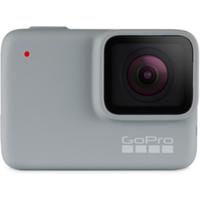 GoPro Hero 7 White 2K -Action Cam wasserdicht Sprachsteuerung