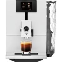 JURA ENA 8 Touch Full Nordic White Kaffeevollautomat