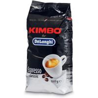Delonghi Kimbo Espresso Classic, 1kg geröstete Kaffeebohnen
