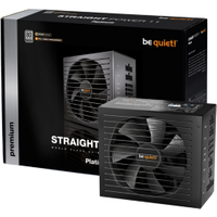 be quiet! Straight Power 11 Platinum 550 Watt CM ATX V2.51 Netzteil