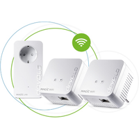 Devolo Magic 1 WiFi mini Multiroom Kit (1200Mbit, G.hn, Powerline + WLAN, Mesh)