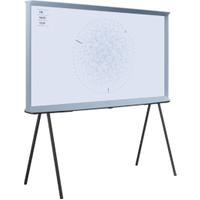 "Abbildung Samsung QLED The Serif GQ55LS01TBU 138cm 55"" DVB-C/S2/T2HD PQI3200 Smart TV blau"