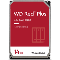WD Red Plus WD140EFFX - 14 TB 5400 rpm 512 MB 3,5 Zoll SATA 6 Gbit/s
