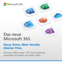 Microsoft 365 Family Download [inkl. Office Apps] DE