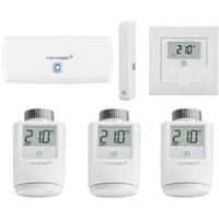 Homematic IP Starter Set Raumklima Smart Heizen WLAN
