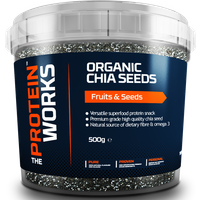Image of The Protein Works ORGANIC CHIA SEEDS