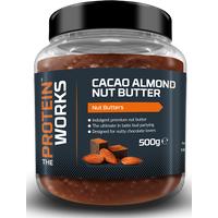 Mantequilla De Almendras Y Cacao
