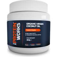 Image of The Protein Works ORGANIC VIRGIN COCONUT OIL