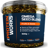 Image of The Protein Works OMEGA SEED BLEND