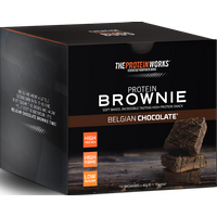 Image of The Protein Works PROTEIN BROWNIES