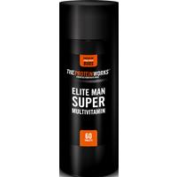 Image of The Protein Works ELITE MAN™ SUPER MULTI-VITAMIN