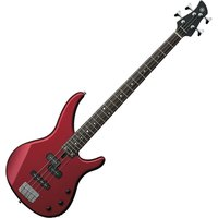 Image of Yamaha TRBX174 Electric Bass Guitar Red Metallic
