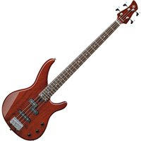 Image of Yamaha TRBX174EW Electric Bass Guitar Root Beer