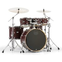Image of Mapex Mars 22 Special Edition Rock 6 Piece Drum Kit Bloodwood