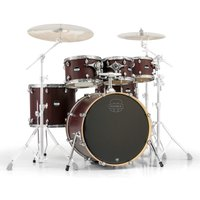 Image of Mapex Mars 22 Special Edition Rock 6 Piece Shell Pack Bloodwood