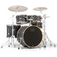 Image of Mapex Mars 22 Special Edition Rock 6 Piece Shell Pack Smokewood