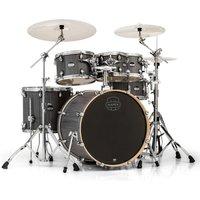 Image of Mapex Mars 22 Special Edition Rock 6 Piece Drum Kit Smokewood