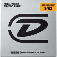 Image of Dunlop Super Bright Hybrid Electric Guitar String 7 String Set 9-62