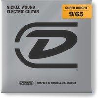 Image of Dunlop Super Bright Light Electric Guitar String 7-String Set 9-65