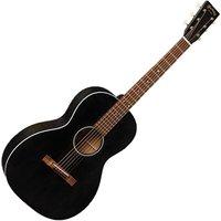 Martin 00-17S Acoustic Guitar Black Smoke
