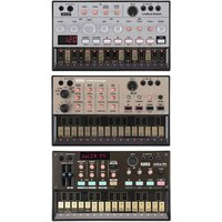 Korg Volca Synthesizer Collection
