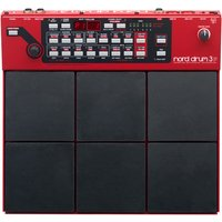 Nord Drum 3P 6-Channel Percussion Pad Synthesizer