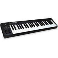 Alesis Q49 49 Key USB/MIDI Keyboard - Box Opened