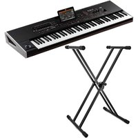 Korg Pa4X 76 Arranger with Stand
