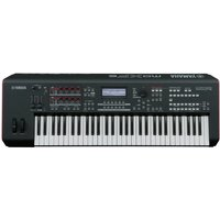 Yamaha MOXF6 Synthesizer Keyboard - Box Opened