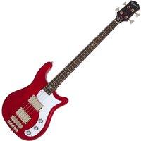 Image of Epiphone Embassy PRO Bass Dark Cherry
