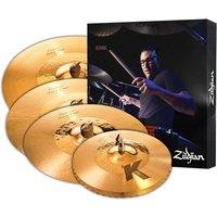 Zildjian K Custom Hybrid Cymbal Box Set with Free 18 Crash