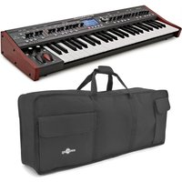 Behringer DeepMind 12 Synthesizer With Case