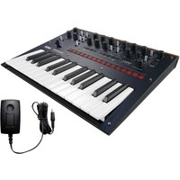 Korg Monologue Analogue Synthesizer Blue With Power Supply