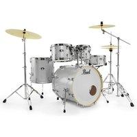 Image of Pearl Export EXX 20 Fusion Drum Kit Arctic Sparkle