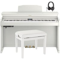 Roland HP603A Digital Piano Package Contemporary White