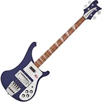 Image of Rickenbacker 4003 Bass Guitar Midnight Blue