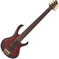 Ibanez BTB1906 Premium 6 String Bass Brown Topaz Burst