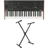Korg Prologue 8 Voice Polyphonic Analogue Synthesizer Includes Stand