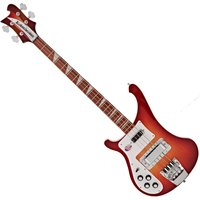 Image of Rickenbacker 4003 Left Handed Bass Guitar Fireglo