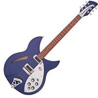 Image of Rickenbacker 330 Midnight Blue