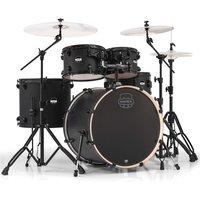 Image of Mapex Mars 529 Rock 22 5 Piece Drum Kit Nightwood