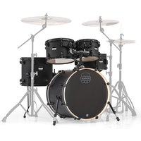 Image of Mapex Mars 20 Fusion 5 Piece Shell Pack Nightwood