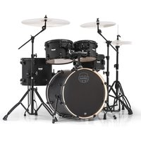 Image of Mapex Mars 504 Fusion 20 5 Piece Drum Kit Nightwood