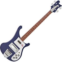 Image of Rickenbacker 4003S Bass Guitar Midnight Blue