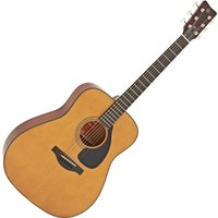 Image of Yamaha FG3 Red Label Acoustic Heritage Natural
