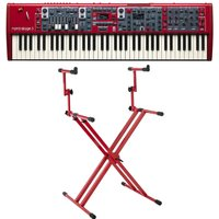 Nord Stage 3 Compact Digital Piano with Deluxe Stand