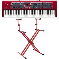 Nord Stage 3 HP76 Digital Piano with Deluxe Stand